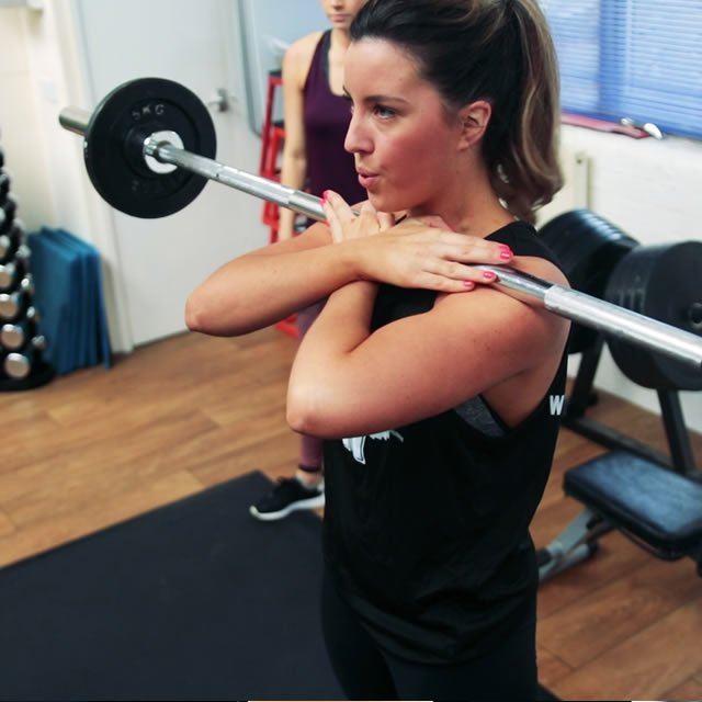Charlotte - Train With Adby Transformation