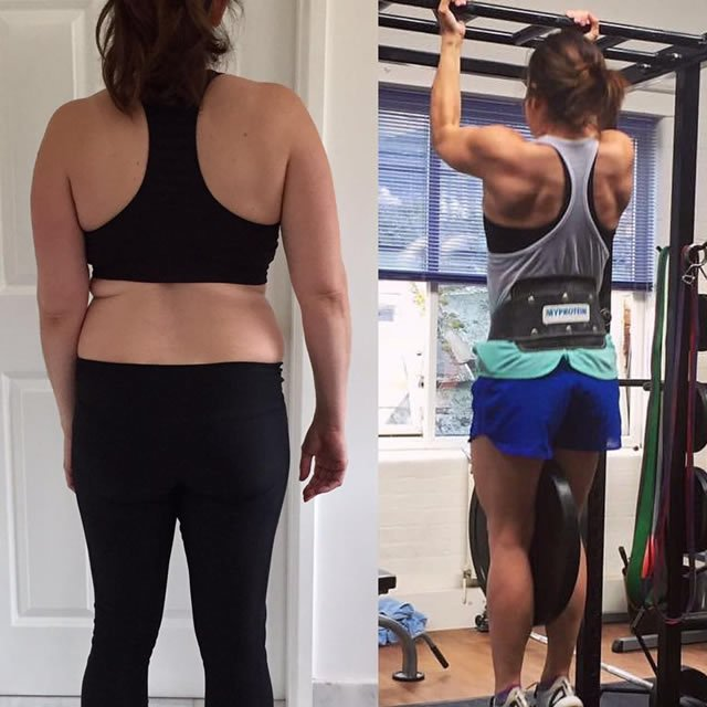 Miriam - Train With Adby Transformation