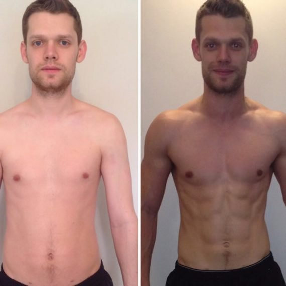 Rob - Train With Adby Transformation