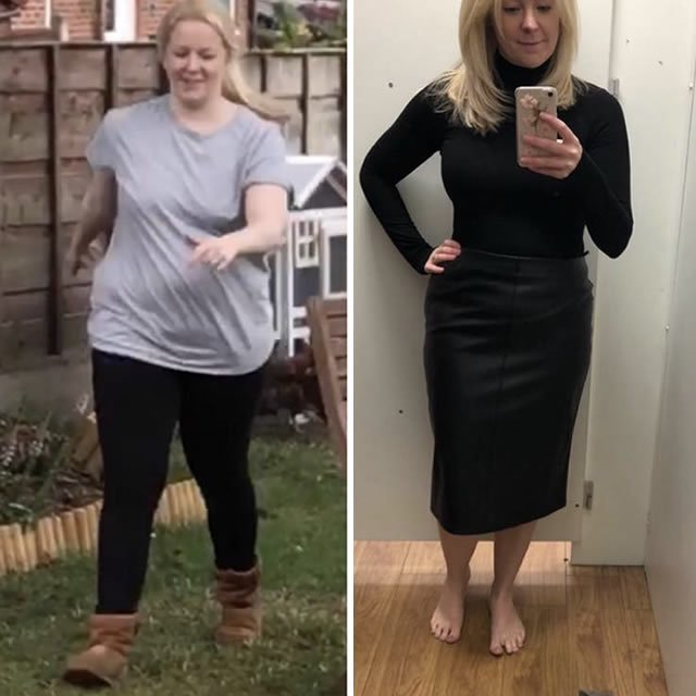 Anna - Train With Adby Transformation