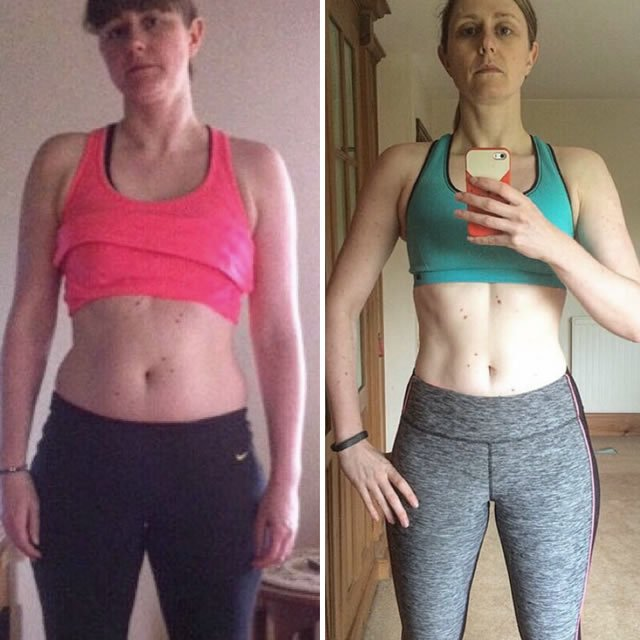 Natalie - Train With Adby Transformation
