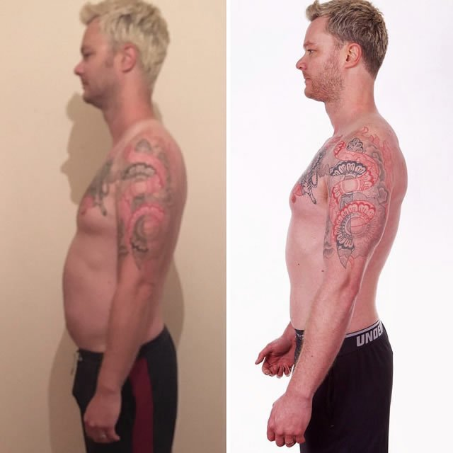 Paul - Train With Adby Transformation