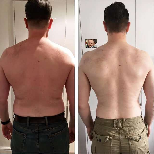 Andy - Train With Adby Transformation